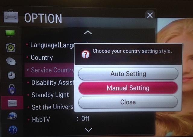 Soluzione app Smart TV (SIPTV) Store LG - FORUM DI SUPPORTO