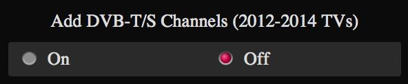 DVB Channels
